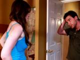 A mi cuñada le ha vuelto a dejar el novio, intento consolarla - Morenas