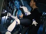 Rachel Starr en la versión porno de Mass Effect - Porno Duro