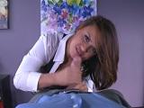 Eva Angelina tiene sexo en el despacho con su jefazo - HD