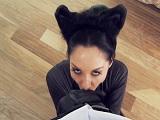 Ava Addams es una gatita muy obediente, joder que zorra - Morenas