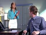 El jefe le mete una buena follada a la zorra secretaria - Xvideos
