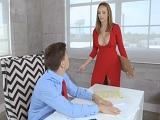 Como viene a mi despacho la directora, quiere guerra! - Culos