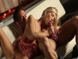 Un polvo sensual entre Tasha Reign y Johnny Castle - Milf