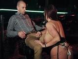 La stripper tiene sexo con un cliente, no puede hacer eso! - Gordas