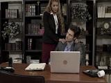 La señora Mercedes Carrera follando con su nuevo jefe - Milf