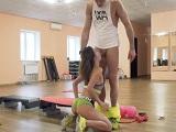 Pareja amateur, de entrenar en el gym a pegar un polvazo! - Amateur