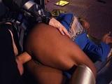 Una buena parodia porno entre Danny D y Kiki Minaj - Negras